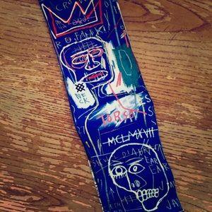 🔥NEW Stance x Jean-Michel Basquiat Socks RARE🔥
